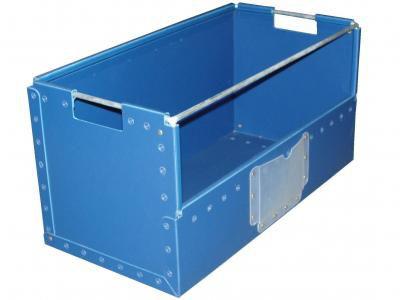 plastic crate / custom