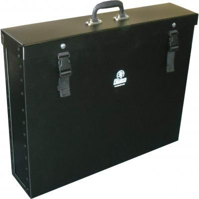 transport case / polypropylene / with handle / custom