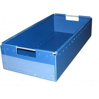 polypropylene crate / custom
