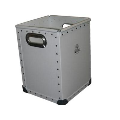 polypropylene waste bin / for paper / custom
