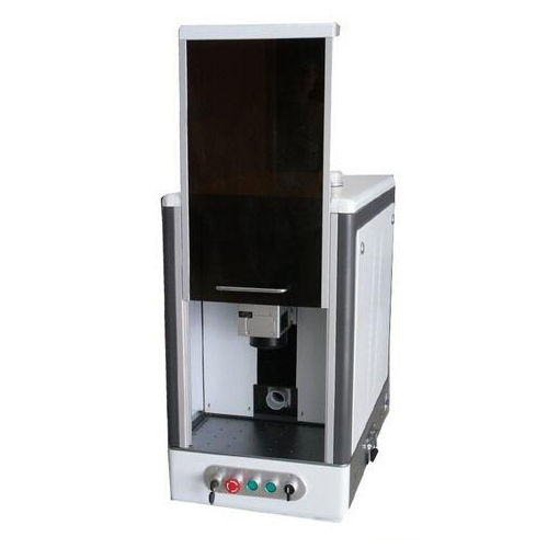 fiber laser marking machine / benchtop / compact / high-speed