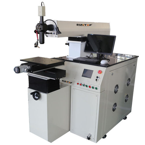 laser welding machine / automatic / three-phase / programmable