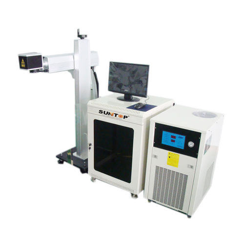 diode marking machine / continuous / traceability / stainless steel