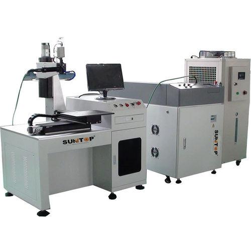 fiber laser welding machine / spot / automatic / online