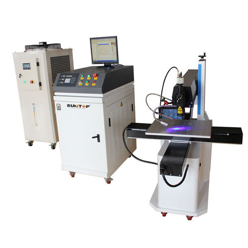 laser welding machine / automatic / compact / cost-effective