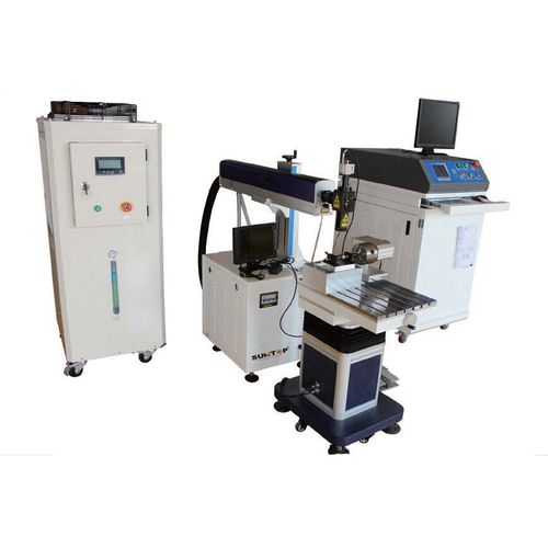 laser welding machine / automatic / precision / metal