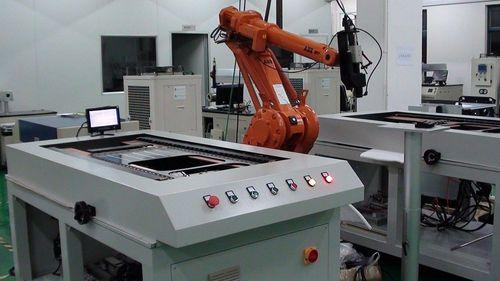 laser welding machine / robotic