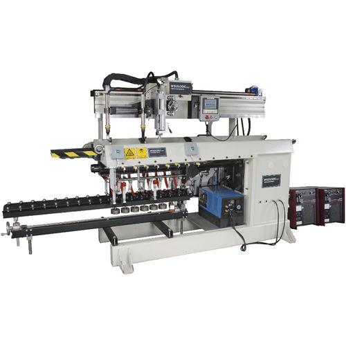 laser welding machine / plasma / seam / TIG