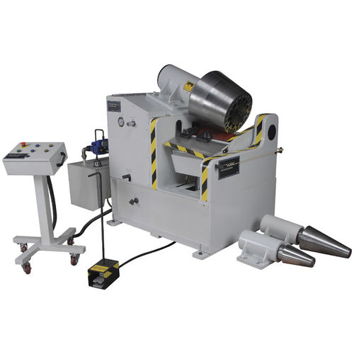 2-roll plate bending machine / hydraulic / conical / for heavy-duty applications