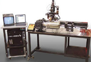 laser welding system / arc / automatic / integrated