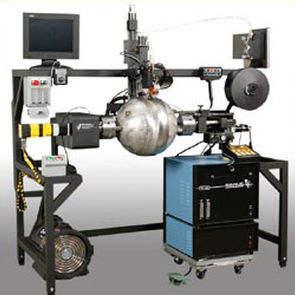 laser welding system / TIG / automatic / CNC