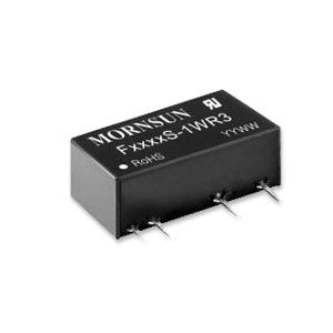 SIP DC/DC converter / low-power / for telecommunications equipment / single-output