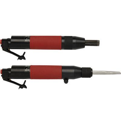 pneumatic scaler / straight / needle / chisel