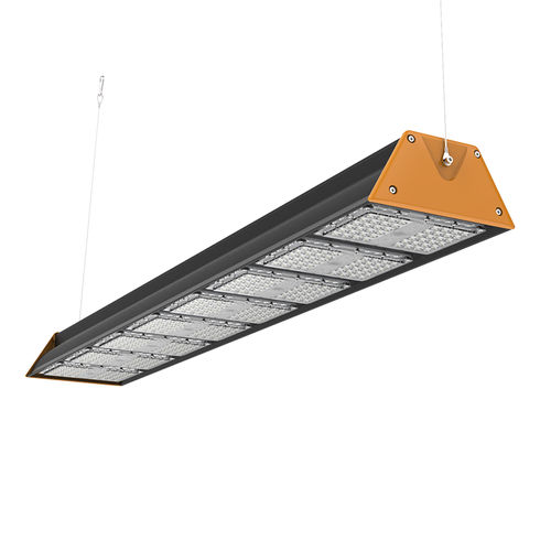 light fixture / high bay light / LED / for warehouses