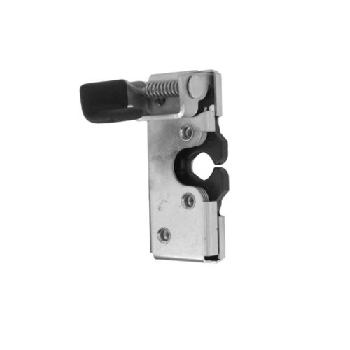 push-to-close latch / steel / zinc / stainless steel