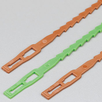 polyethylene cable tie / reusable