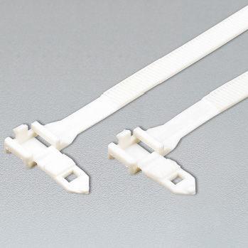 plastic cable tie / reusable