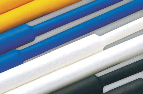 heat-shrink tubing / tubular / for cables