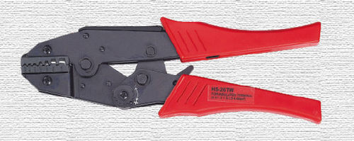 manual crimping tool / for cable lugs