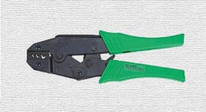 manual crimping tool / for end fittings