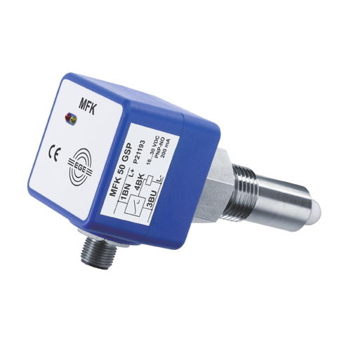 guided microwave level sensor / for liquids / compact / IP67