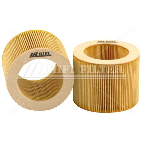 air filter cartridge / fine / pleated / for general purpose