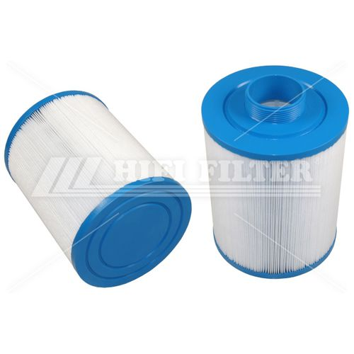 water filter cartridge / fine / pleated / for general purpose