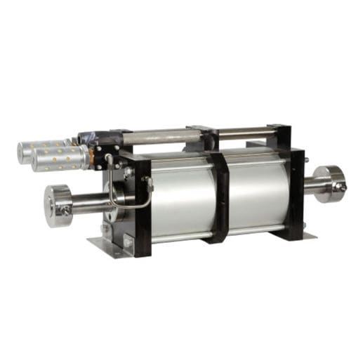 chemical pump / air-driven / piston / for petrochemical applications