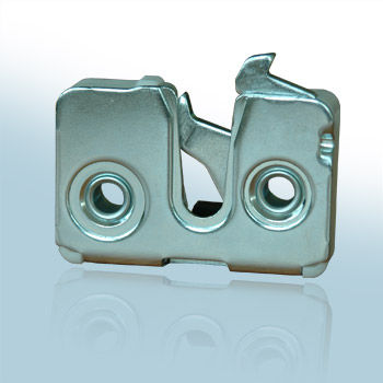 lock latch / iron / for automotive applications