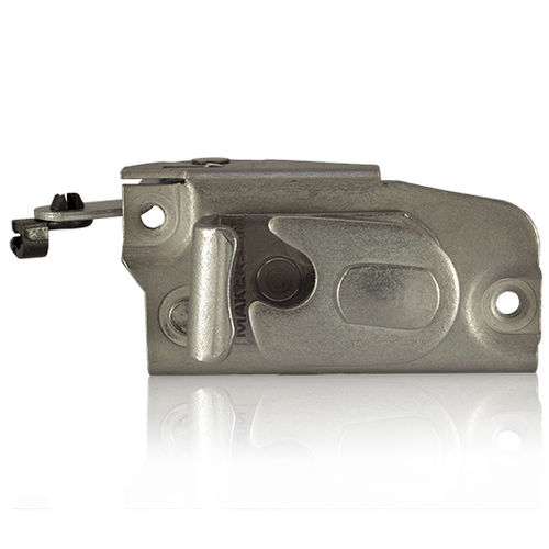lock latch / zinc / stainless steel / safety