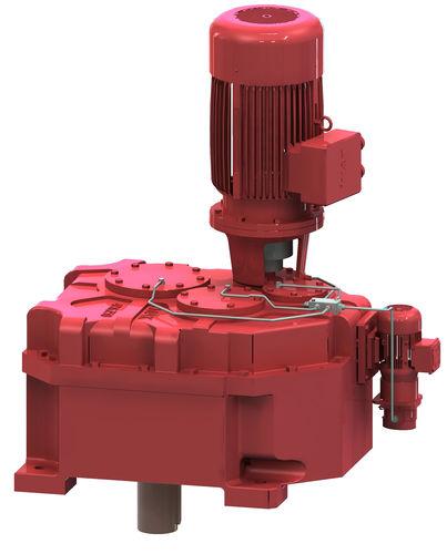 100 kW...200 kW gear-motor / 200 - 500 Nm / 1 - 2 kNm / 500 - 1000 Nm