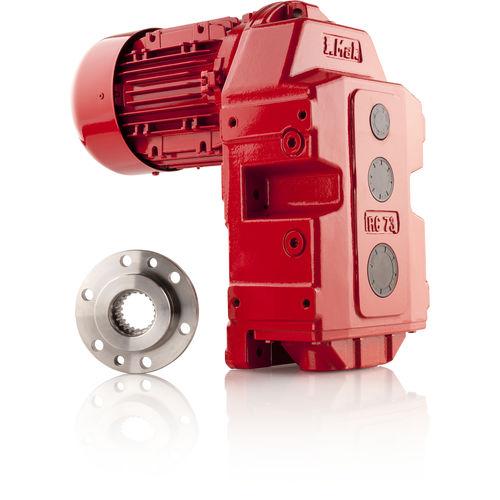 hoist unit gearmotor