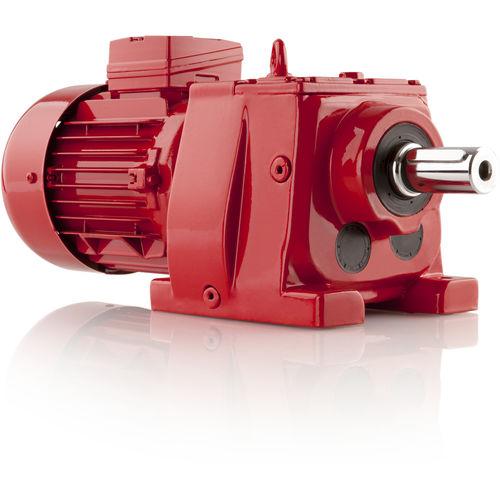 helical gear-motor - I-MAK Réducteurs