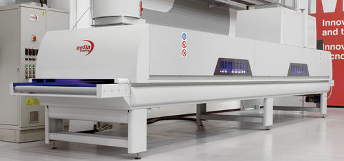 drying oven / tunnel / infrared / hot air impingement