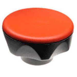 threaded knob / star / polyamide / fiberglass