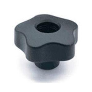 threaded knob / star / polypropylene