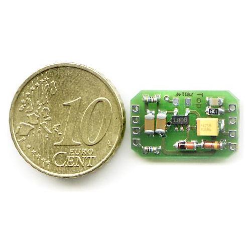 signal amplifier / measuring / miniature / electronic