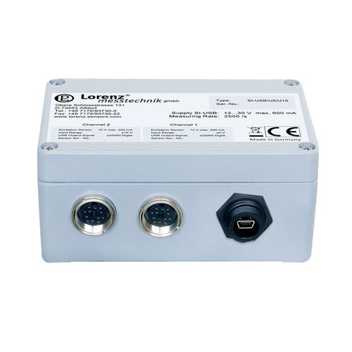 USB interface module / for load cells