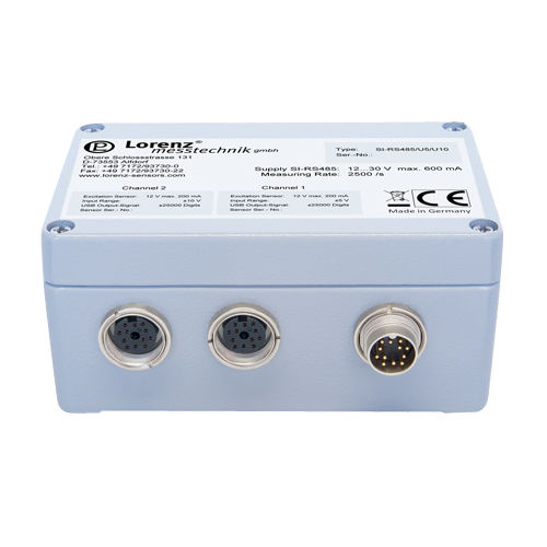 RS-485 interface module / for load cells
