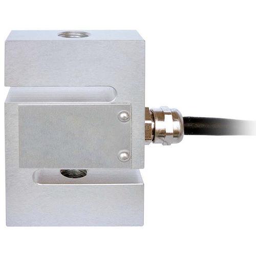 tension/compression force sensor / S-beam / compact / precision