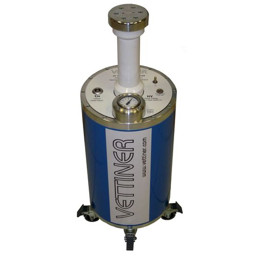 pole-mounted capacitor / reference / high-voltage / dissipation factor