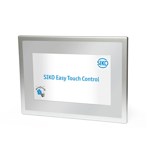 quick size change control system