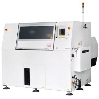 axial lead component insertion machine