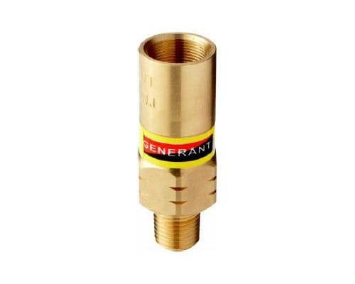 compact relief valve