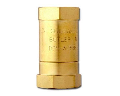 disc check valve