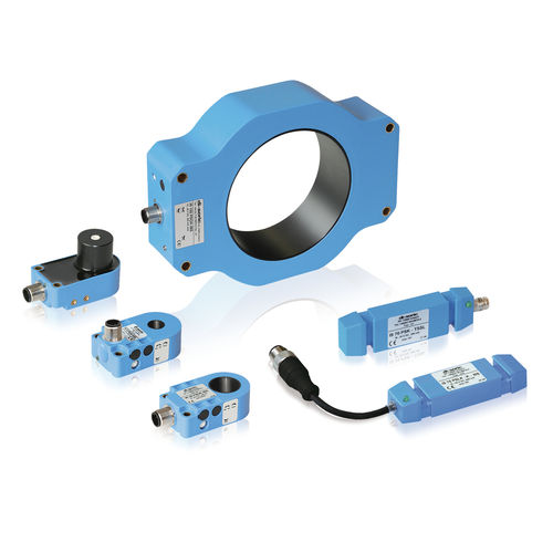 inductive proximity sensor / ring / with switching function / plastic