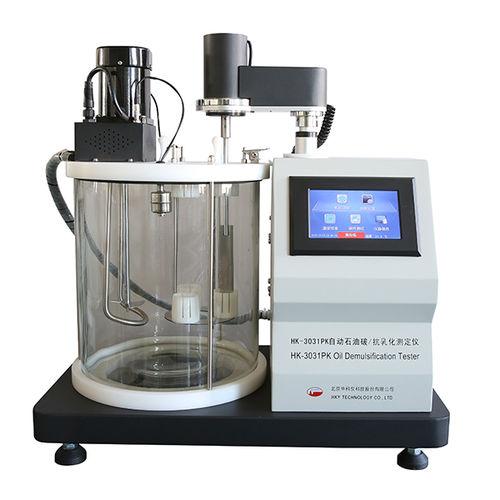 drum separator / oil / water / emulsion