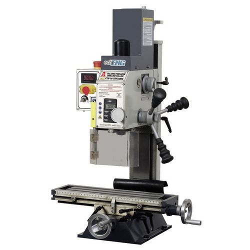 bench-top drilling and milling machine