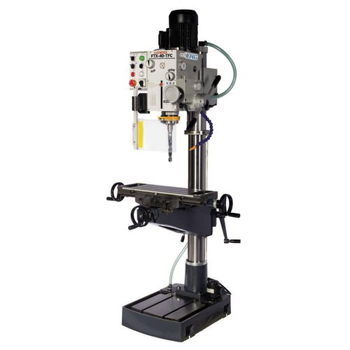 vertical drilling and milling machine / column type