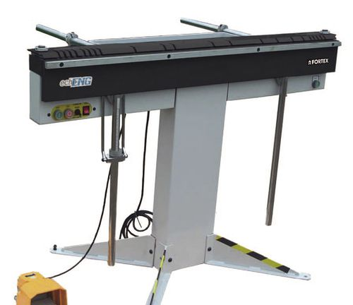 manual bending machine / for tubes / precision / electromagnetic